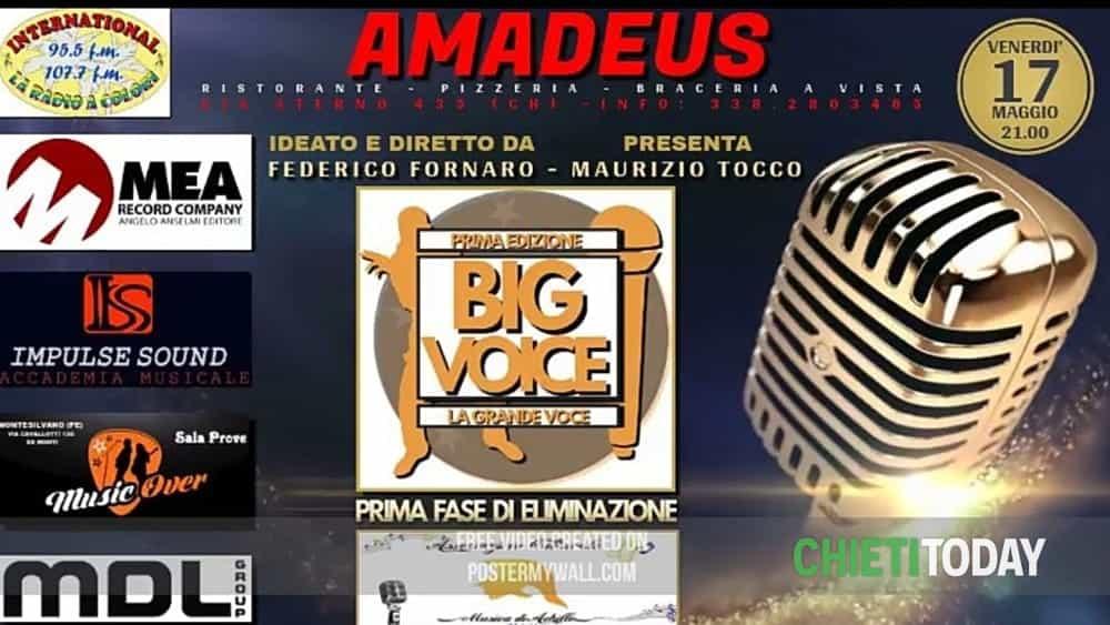 contest  big voice all'amadeus di brecciarola venerdì 17 maggio 2019-2