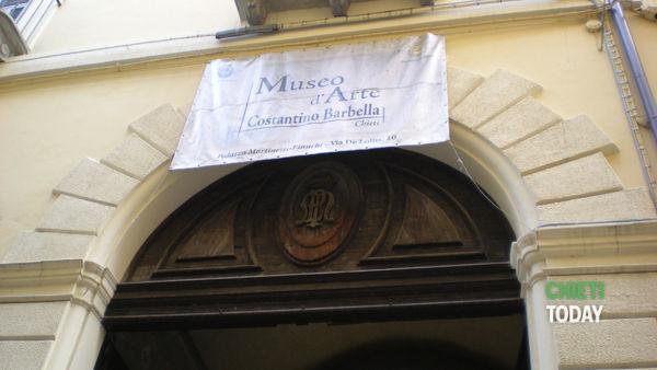 """""""Achille, Chieti è la mia città"""": i disegni di Trojano in mostra al museo Barbella"""