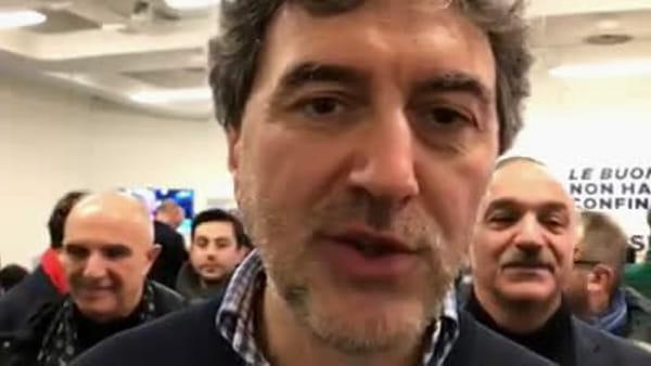 """Marco Marsilio: """"Una vittoria oltre le previsioni"""""""