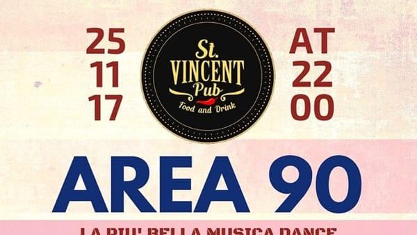 """""""Area 90"""", dance anni '90 in vinile al St. Vincent Pub di Vacri"""