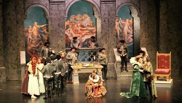 Doppia replica del Rigoletto di Verdi al teatro Marrucino