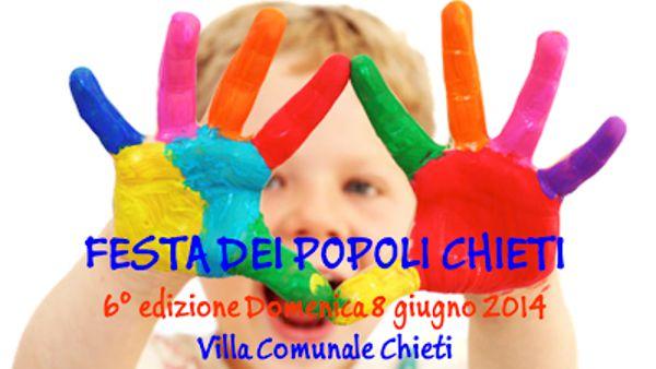 Festa dei Popoli alla Villa Comunale l'8 giugno