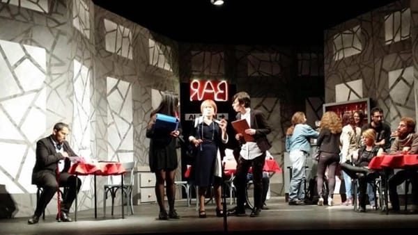 """C'era una volta... forse"": teatro dialettale al Marrucino"