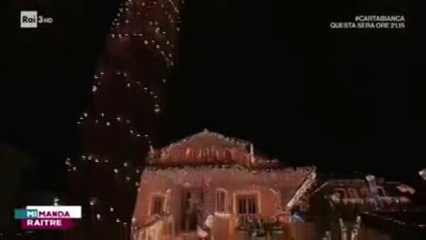 Natale: la villa da sogno di Ortona non smette di incantare e finisce in tv