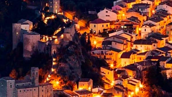 Mercatini di Natale nel borgo medievale a Roccascalegna