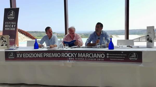 Video|Ripa Teatina, presentata la XV edizione del premio Rocky Marciano
