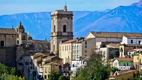 Allenamento alla scoperta del centro storico di Lanciano