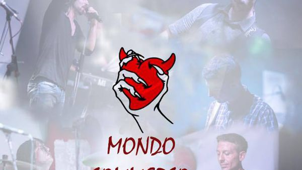 Mondo Sommerso (tribute Litfiba) allo Stammtisch lunedì 7 dicembre