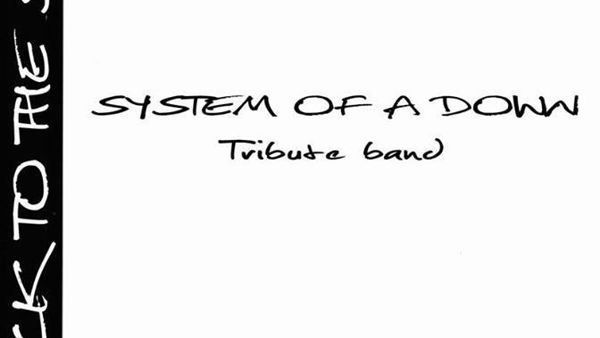 Back to the System (tribute System of a Down) allo Stammtisch