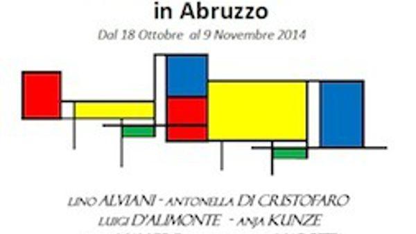 """""""Passaggi Contemporanei in Abruzzo"""" al Museo Barbella"""