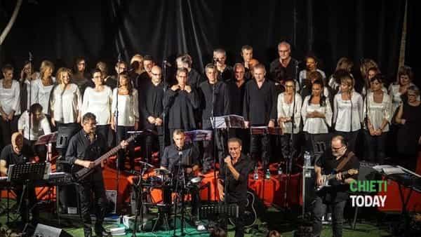 I Gospel Sound Machine in concerto a Francavilla al Mare