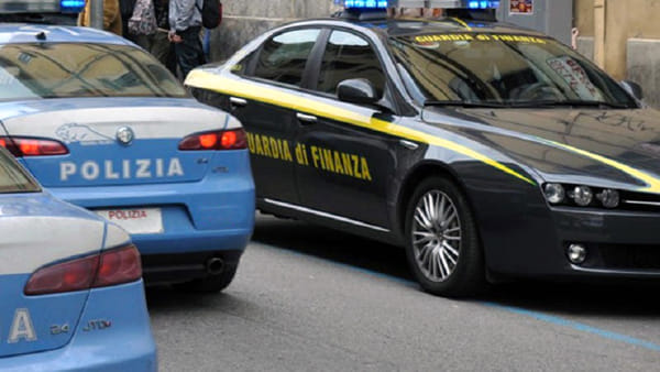 Droga nascosta in un boschetto, arrestati pusher e fornitore a Chieti Scalo