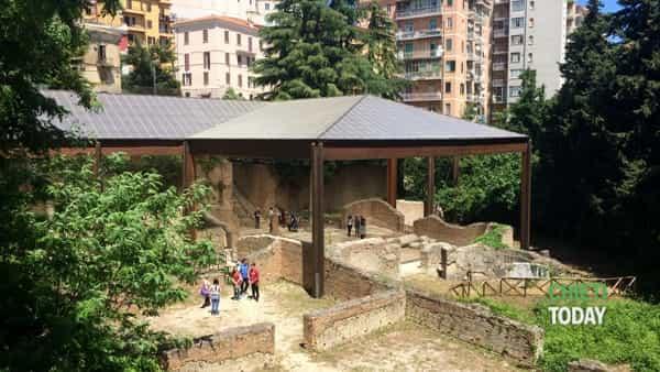 Visite guidate alle Terme Romane di Chieti
