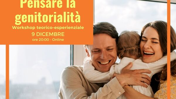 Genitorialità: workshop gratuito online