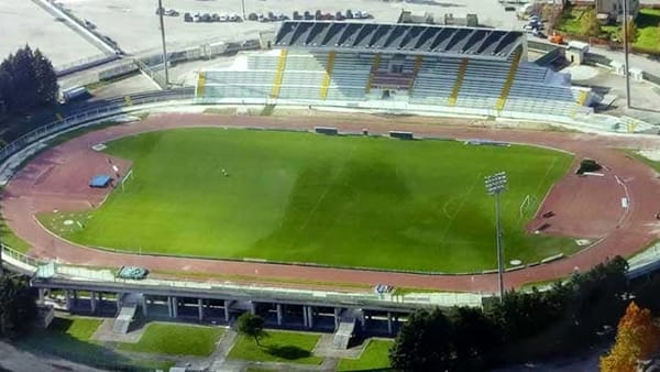 Lo stadio Angelini