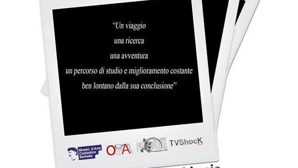 """131 Polaroid"", Daniele De Luca al Museo Barbella"