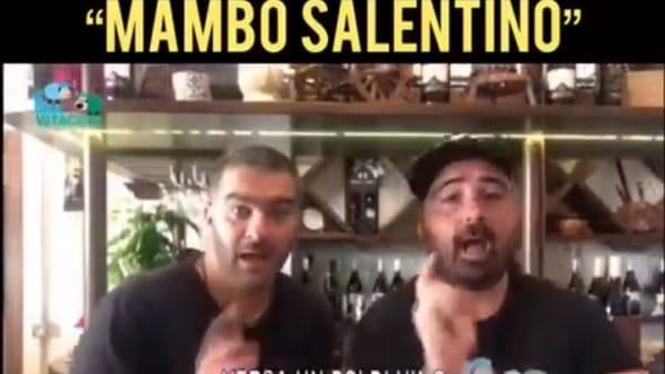 """VIDEO I """"Abbucche un po' di vino"""": il duo È una vitaccia racconta la vendemmia sulle note di """"Mambo Salentino"""""""