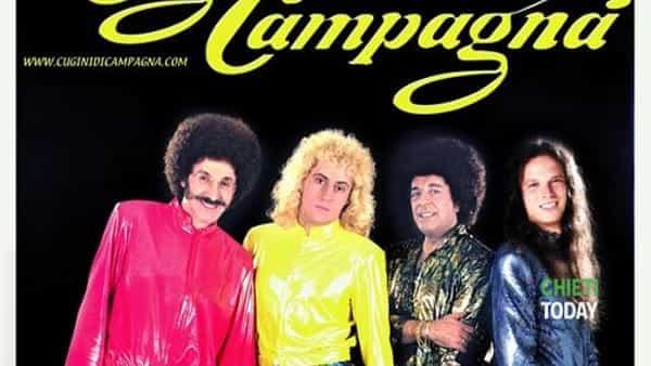 I Cugini di Campagna a Villamagna il 4 aprile