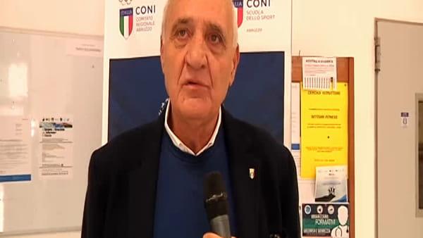 Video|Emozioni e prestazione sportiva, all'università D'Annunzio il convegno del Coni