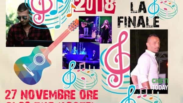 Gran finale del Canta tu 2018 al The Hostel di Chieti