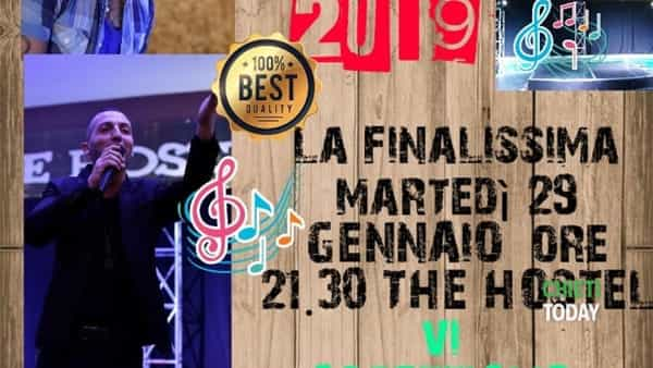 Canta tu 2019, gran finale al The Hostel
