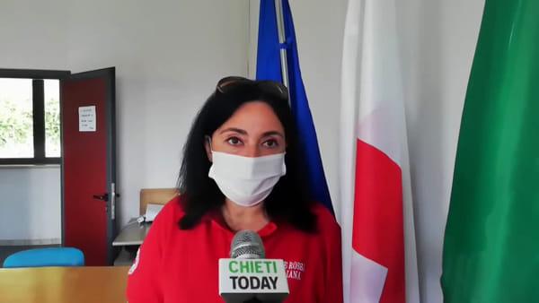 """La Croce Rossa di Chieti avvia i test sierologici: """"I dati sono confortanti, fidatevi di noi"""" [VIDEO]"""