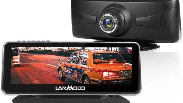 Lanmodo Vast 1080p Night Vision System, schermo-2