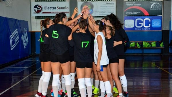 Primo stop stagionale per la CO.GE.D., Pharma Volley si impone 3-0