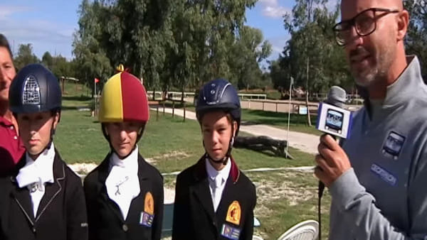 Sport equestri, al Teaterno Sporting Club i campionati regionali
