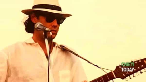 Luca Carboni in concerto gratuito a Casoli