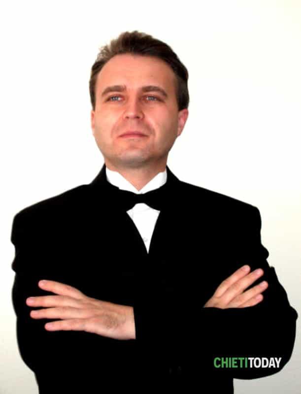strutturalmente recupero Conveniente  Il pianista russo Nikita Fitenko in concerto al teatro Marrucino