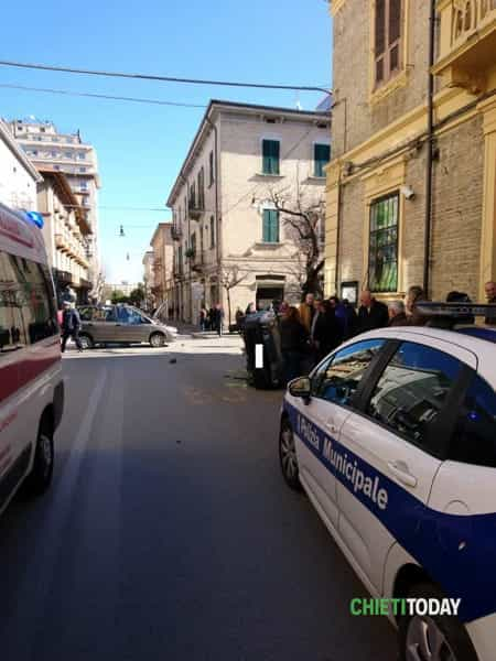 Incidente Lanciano via de Crecchio2-2