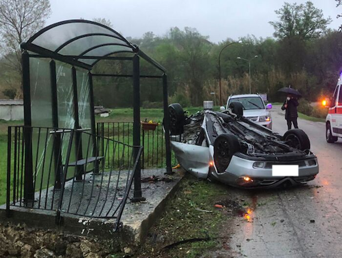 Incidente Roccamontepiano