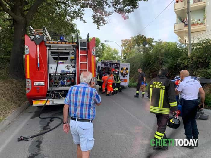 Incidente Tricalle Chieti 2